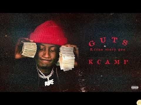 MP3: K Camp – Guts (feat. True Story Gee)