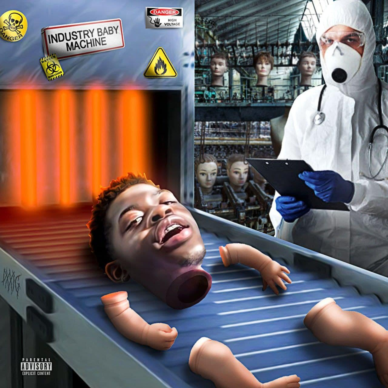 MP3: Lil Nas X – INDUSTRY BABY